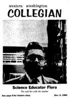 Western Washington Collegian - 1960 December 2