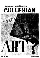 Western Washington Collegian - 1962 April 13