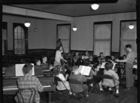 1948 Campus School Orchestra