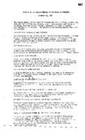WWU Board minutes 1951 November