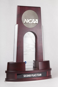 Rowing (Women's) Trophy: NCAA Division 2 Championships second place, 2012
