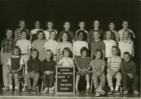 1965 Third Grade Class