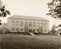 1936 Library: North Facade