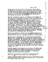 AS Board Minutes 1956-05-21