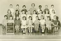 1963 First Grade Class with Katherine Casanova