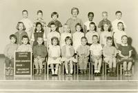 1963 First Grade Class with Katherine Casanova