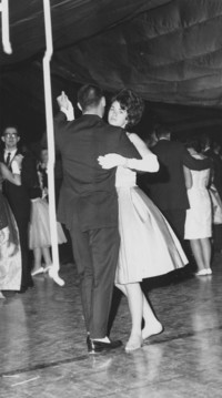 1964 Students at Dance