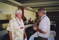 2007 Reunion--Joe Melland and Jack Kienast