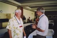 2007 Reunion--Joe Melland and Jack Kienast