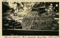 Lower Baker River dam construction 1925-06-23 Placing Concrete Main generator Room Floor P.H.