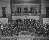 1951 Western Band at the Capitol