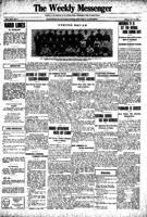 Weekly Messenger - 1925 October 23