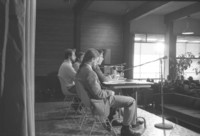 1981 A.S. Press Conference on Sports