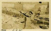Lower Baker River dam construction 1925-03-02