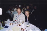 2007 Reunion--Jack Payne and Marleen Payne at the Banquet