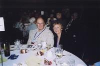 2007 Reunion--Jack Payne and Marleen Payne at the Banquet