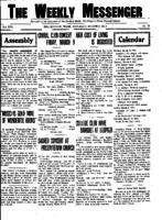 Weekly Messenger - 1917 March 2