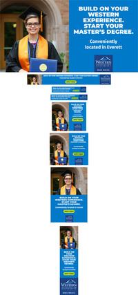 Degree Programs - Carnegie - Everett Ads Set 4 - Aug 2020