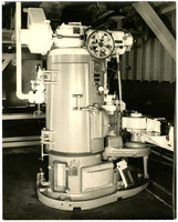 Vacuum steamer for steaming canned salmon