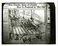 Morning Reveille article (copy) on Ben Hur chariot race