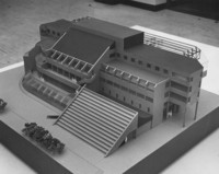 1973 Arntzen Hall: Architectural Model
