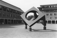 1975 Sky Viewing Sculpture
