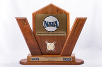 Golf (Men's) Trophy: National Championship, 4th Place, 1997