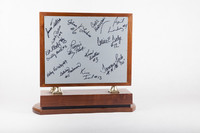 Volleyball (Women's) Trophy: NAIA National Championship 3rd place (back), 1990