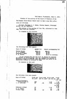 WWU Board minutes 1911 July
