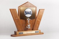 Football Trophy: NAIA National Division 2 Championship, 2nd place, 1996