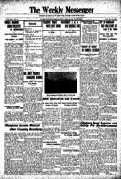 Weekly Messenger - 1925 July 17