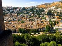 The Alhambra - Granada, Spain