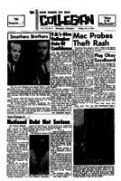 Collegian - 1963 October 11