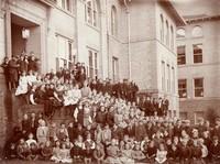 1910 Training School Students