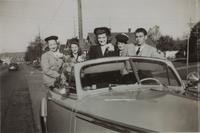 1943 Homecoming Court