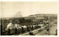 Pacific American Fisheries complex, about 1920.