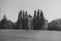 1958 Library: South Facade