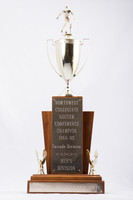 Soccer (Men's) Trophy: Northwest Collegiate Conference Champion, Cascade Division, 1989/1990