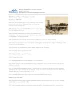 Brief History of Western Washington University