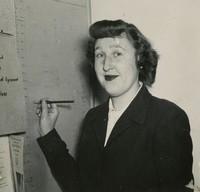 1949 Shirley Johnson, Secretary, Campus School