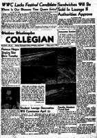 Western Washington Collegian - 1949 April 8