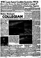 Western Washington Collegian - 1949 April 8
