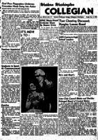 Western Washington Collegian - 1949 February 4