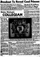 Western Washington Collegian - 1949 February 18