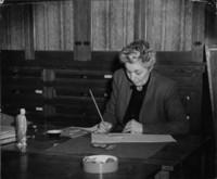 1947 Hazel Plympton, Art Teacher