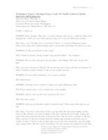 Katrina Jez interview [transcript]