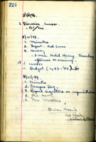 AS Board Minutes 1943-03