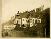 Ella Higginson home at 605 High Street, Bellingham, WA