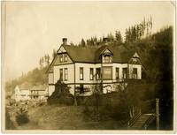 Ella Higginson home at 605 High Street, Bellingham, WA