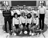 1982 Volleyball Team